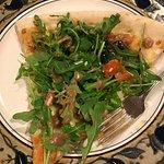 Arugula Salad Pizza-take out