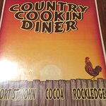 Foto de Country Cookin' Diner