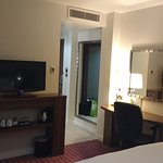 Decent sized room and good value