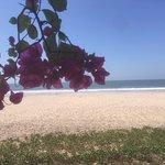 Talpona beach always peaceful