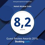¡Guest Review Award 2016!