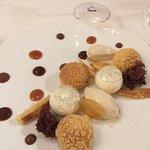 Dessert façon st Honoré
