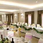 Garden Suite for weddings and private functions