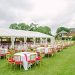 Marquee for weddings and private functions