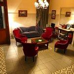 Majestic Lourdes reception area.