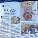 Tandoori Oven Review buy a food critic in the newspaper
