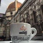Estuve en Café Mokarico hace un año. Hacía mucho frió, pero es inigualable estar tomando un rico