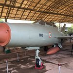 MIG 21 otherwise known as flying coffin