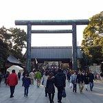 靖国神社の鳥居