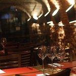 O charme do Restaurante está em seu ambiente diferenciado e carregado de histórias