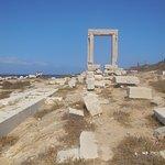 Giant arch of Temple of Delian Apollo, Naxos