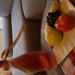 Schönes Hotel mit Wellnessen und guter Küche