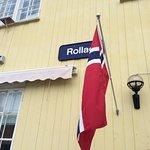 Bild från Rollag Stasjon