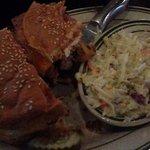 Sunrise Burger. Delicious.
