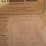 Photo of La Fontanella Sistina