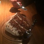 Carrot Cake at Capital City Grill downtown Baton Rouge