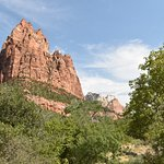 Photo of Zion's Main Canyon