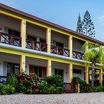 Hostal Casa Culebra consists of 7 villas spread out over two buildings