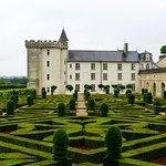 Giardini e castello di Villandry