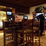 Dining area and bar at Olive Gardens, Kennesaw, GA