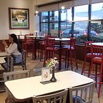 Dining area, Chick-fil-A, Sprayberry, Marietta, GA
