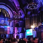 A gala dinner in the Great Hall - An impressive venue (26/Jan/17).