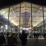 St Christopher's Gare du Nord Paris Foto