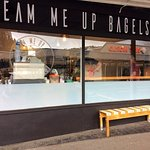 Beam Me Up Bagels                                      (9 North Road NEV Dunedin NZ)