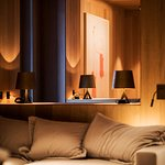 Almhof's neue Kamin Lounge