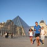 Corrida por pontos turísticos