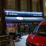 Make sure to visit Embers Grill Bar. It's a great craic