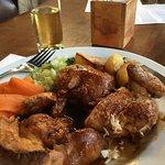 Shropshire chicken