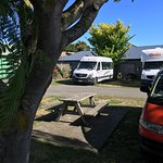 Amber Kiwi Holiday Park Christchurch Foto