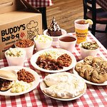 Buddy's Feeds 5 or 10 Family Packs