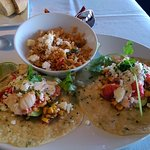 Greatest lobster tacos ever!
