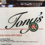 Tony's Pasta Shop & Trattoria Foto