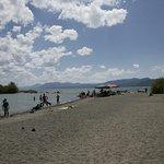 Und auch noch einen schönen Strand!