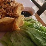 Banana Leaf Malaysian Cuisine Foto