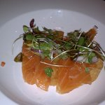 Cold Smoked Sockeye Salmon. Absolutely delicious....!