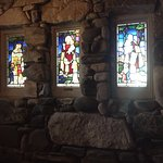 Just three of the most beautiful stained glass windows!