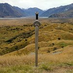 The ultimate location on the film site of Edoras