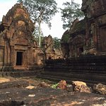 Banteay Srei temple in Siem Rea, Cambodia