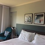 Room 617 at The Vibe, Rushcutters Bay, Sydney