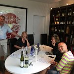 Great Hunter Valley wine tour with Richard  Very informative, great knowledge, and conveyed such