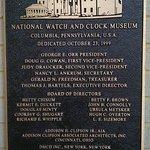 Museum plaque