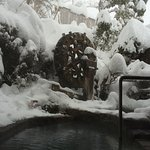 Ladies outdoor onsen - the reason I came back