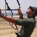 Juan curso de kite en mallorca edmkpollensa com
