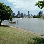My new favourite park for a picnic in Brisbane