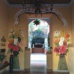 Hotel Casa San Angel Foto