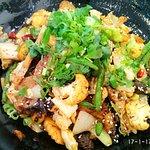 Vegetarian incense pot